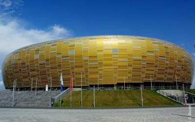 Stadion PGE Arena w Gdańsku