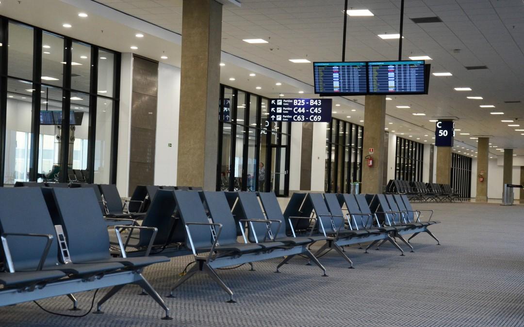 Ruch lotniczy w Polsce zatrzymany do dnia 23 maja 2020 r.